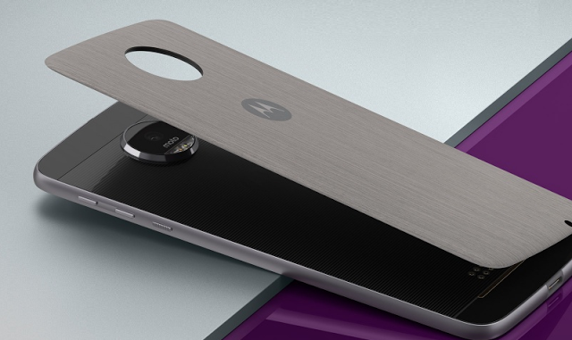Few days back Lenovo launched the Moto Z, Moto Z Play and Moto Mods in ...