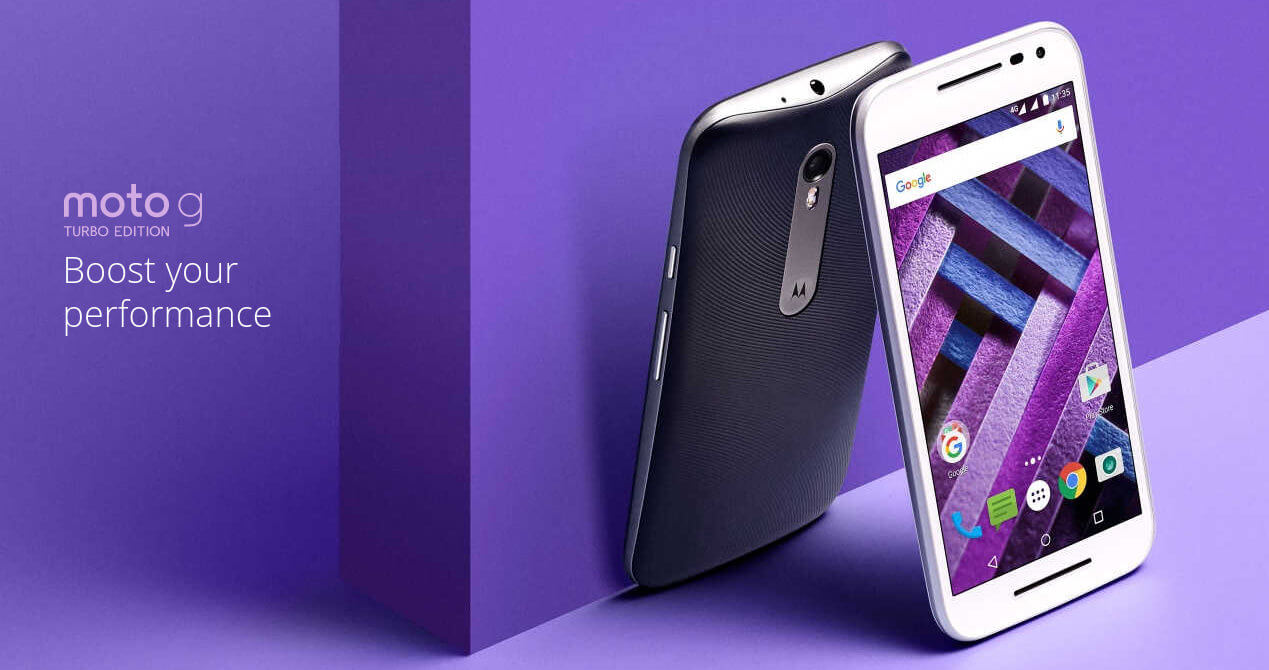 Motorola to launch the Moto G Turbo Edition in India on December 10
