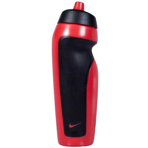 Nike RED Black Leakproof Drink Water Bottle Sports Training GYM Unisex ...