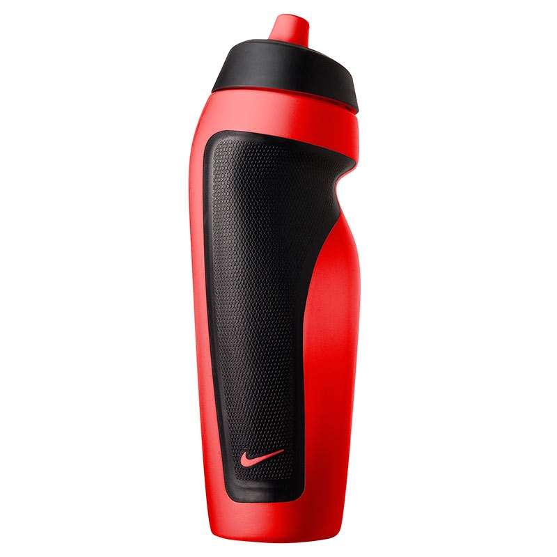 nike sport tennis water bottle red black item 9341009602 nike sport ...