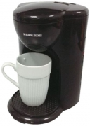 Black & Decker DCM25-IN 330-Watt Coffee Maker