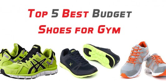 Top 5 Best Budget Shoes for Gym