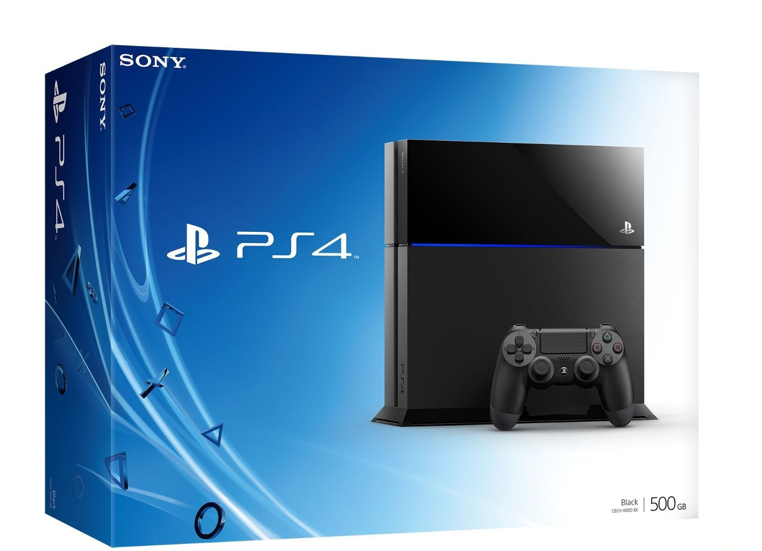 Sony PlayStation 4 500GB Console (PS4)