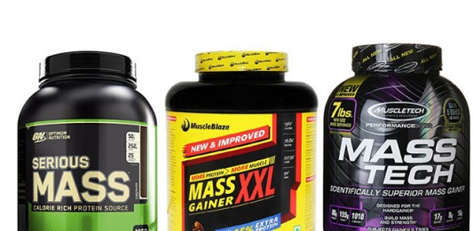 3 Best Mass Gainers in India for Skinny guys