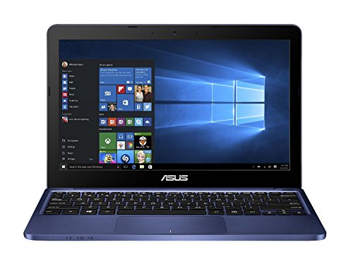 Asus E200HA-FD0004TS 11.6-inch Laptop (Atom x5-Z8300/2GB/32GB/Windows 10/Integrated Graphics), Blue