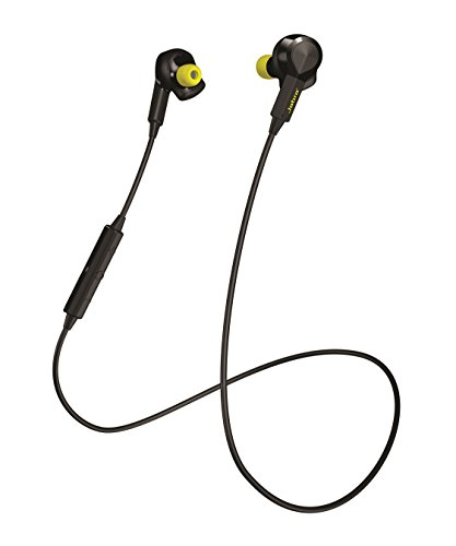 Jabra Sport Pulse Bluetooth Stereo Earbuds (Black)