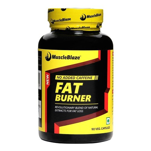 MuscleBlaze Fat Burner with Garcinia Cambogia 750 mg - 90 Veg Capsules