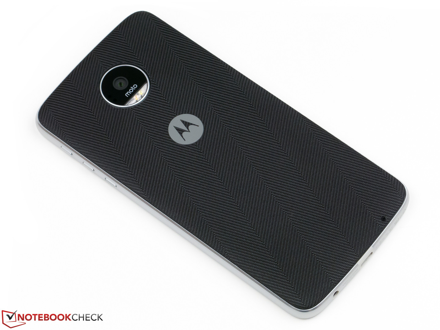 Moto Z Play back with Style Mod