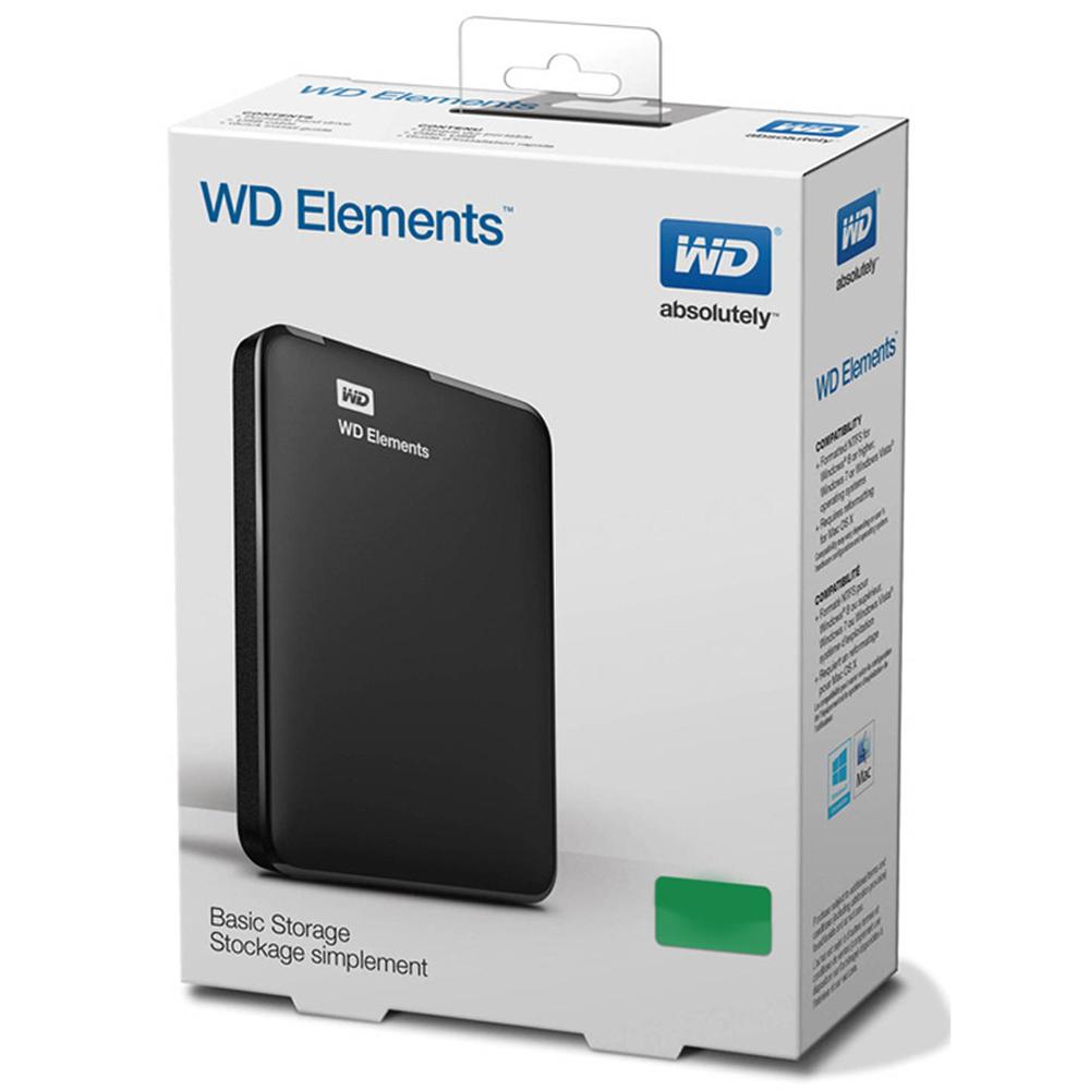 WD Elements 1TB USB 3.0 Portable External Hard Drive Best ...