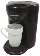 Black & Decker DCM25-IN 330-Watt Coffee Maker