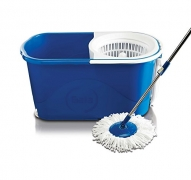 Gala Spin Mop with Easy Wheels and Bucket (with 2 refills)