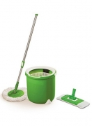 Scotch-Brite Jumper Single Bucket Floor Cleaning Spin Mop