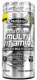 Multi-Vitamins: Gym Supplements That Are Completely Safe to Take