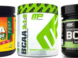 3 Best BCAA Supplements in India