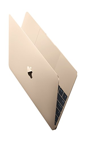 Apple MacBook MK4N2HN/A 12-inch Retina Display Laptop (Intel Core M/8GB/512GB/OS X Yosemite/Intel HD Graphics 5300), Gold