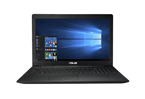 Asus A553SA-XX048D 15.6-inch Laptop (Celeron N3050 /4GB/500GB/Free DOS/Integrated Graphics), Black