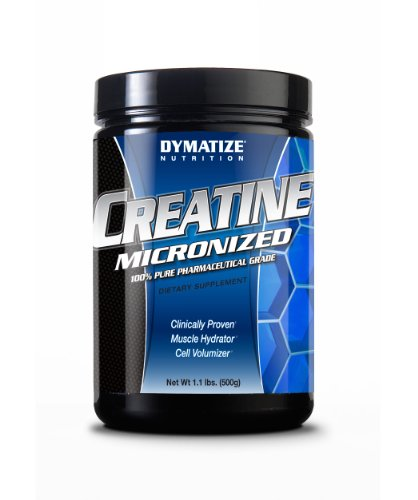 Dymatize Nutrition Creatine Micronized- 500 g