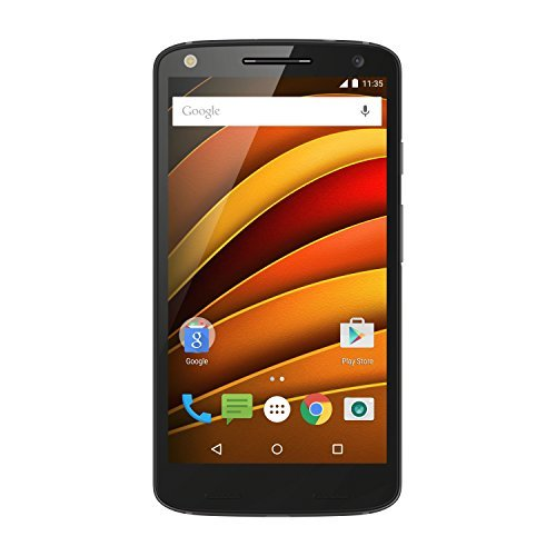 Moto X Force (Black, 32GB)