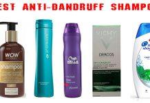 Top 5 Best Anti-Dandruff Shampoos In India