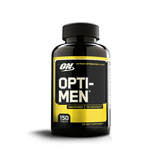 Optimum Nutrition (ON) Opti-Men Multivitamin - 150 Tablets
