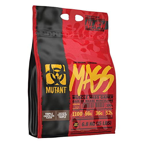 Mutant Mass Gainers - 6.8 kg (Triple Chocolate)