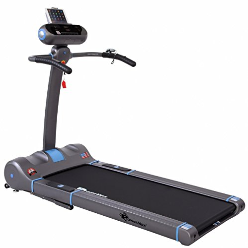 Powermax Fitness Urbantrek TD-A4 Motorised Treadmill with Remote Control