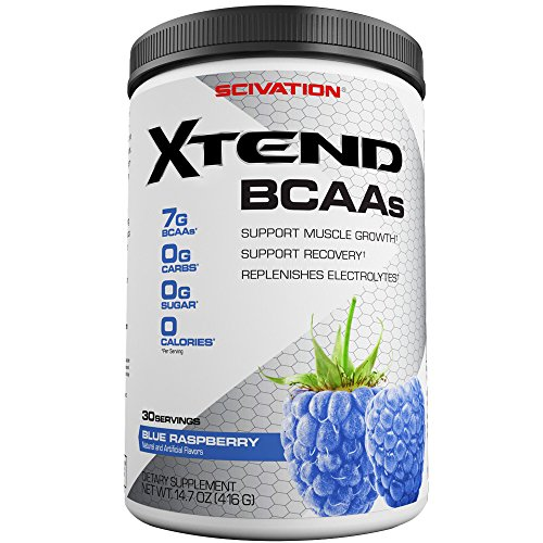 Scivation Xtend BCAA 30 Servings - 416 g (Blue Raspberry)