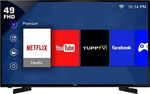 Vu 124.5 cm (49 inches) 49S6575 Full HD LED TV