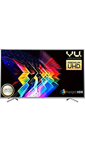 Vu 163cm (65 inch) Ultra HD (4K) LED Smart TV (LTDN65XT800XWAU3D)