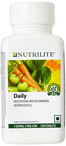 Amway Nutrilite Daily - 120N Tablets