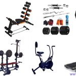 17 Home Gym Equipment To Create Your Perfect Home Gym