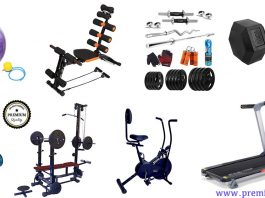 Best Home Gym Equipment in India