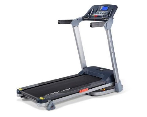 BH Fitness 6441 T 100 Treadmill (Black/Grey)